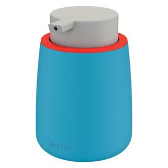 Niebieski ceramiczny dozownik do mydła Leitz Cosy