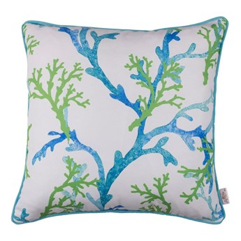 Poszewka na poduszkę Mike & Co. NEW YORK Deepblue Coral, 43x43 cm