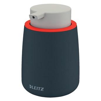 Szary ceramiczny dozownik do mydła Leitz Cosy