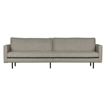 Jasnoszara sofa BePureHome Rodeo, 277 cm