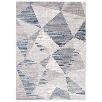 Dywan nowoczesny ASTHANE BLUE 120x170