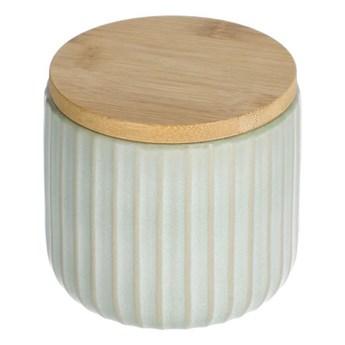 Sloik Itziar maly zielony ceramiczny