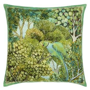 Poduszka dekoracyjna Designers Guild Haryana Emerald