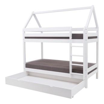 Łóżko piętrowe PAWEŁ i GAWEŁ z szufladą       Salony Agata
