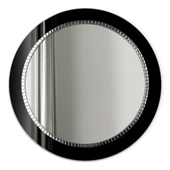 Lustro Bracelet – łazienkowe glamour czarne