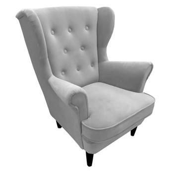Mały fotel do pokoju USZAK MINI 3 / kolory
