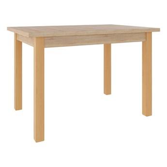 Stół ALBA 1 80x120/150cm sonoma buk WYPRZEDAŻ MAGAZYNOWA