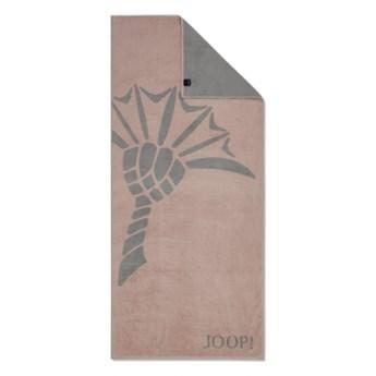Ręcznik frotte różowy JOOP! Single Cornflower 1983