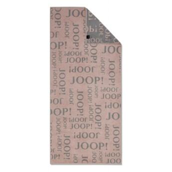 Ręcznik frotte różowy JOOP! Repeat 1984