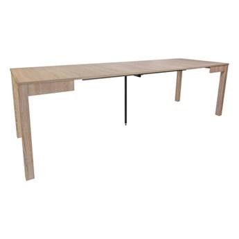 Stół rozkładany PARI, dąb sonoma        - Salony Agata
