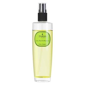 Perfumy do domu o zapachu limonki, bazylii i mandarynki Parks Candles London, 100 ml