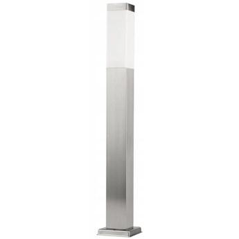 Primi H65 lampa stojąca słupek ogrodowa kwadrat inox