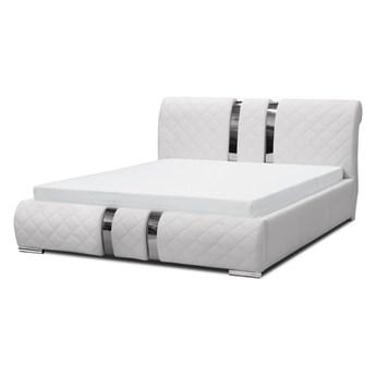 Łóżko tapicerowane 200x200 NIKO / z pojemnikiem