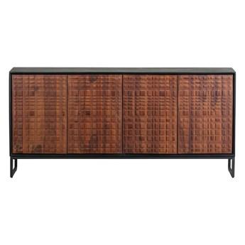 Kredens z drewna egzotycznego sheemsham BePureHome, 170x80 cm