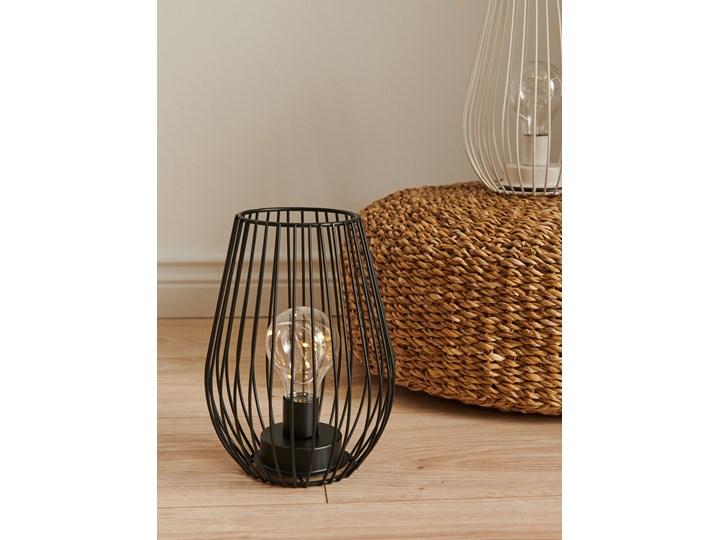 Sinsay - Lampka - Czarny Kategoria Lampy stołowe