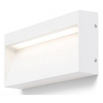 AQILA RC ścienna biała  230V LED 6W IP54  3000K kod: R12545