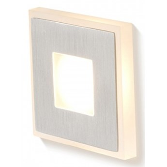 DELINE  srebrno-szara  230V LED 3W  3000K kod: R12689