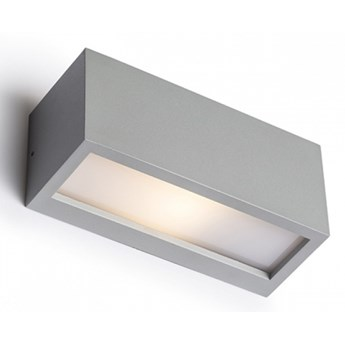 DURANT UP - DOWN ścienna srebrno-szara  230V E27 18W IP54 kod: R12558