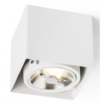 JAMES I DIMM sufitowa biała matowa   230V LED 15W 24°  3000K kod: R13361