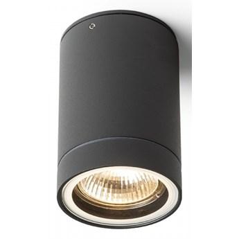 SAMMY sufitowa antracyt  230V LED GU10 15W IP54 kod: R13452