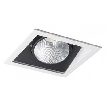 TOMBOY  biała/czarna  230V LED 25W 38°  3000K kod: R12662
