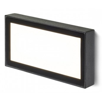 DEJAVU RC wpuszczana czarna  230V LED 4W IP65  3000K kod: R12532