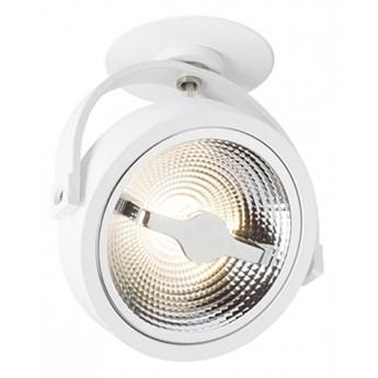 KELLY LED DIMM z wpuszczaną podstawą biała  230V LED 12W 24°  3000K kod: R12637