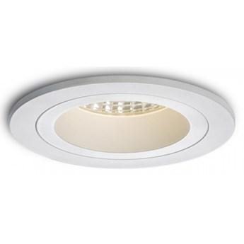 MAYDAY CC wpuszczana biała  230V/700mA LED 9W  2700K kod: R10319