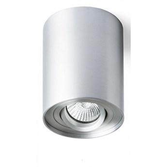 MILANO I sufitowa  aluminium szczotkowane 230V GU10 35W kod: R12682