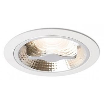 KELLY LED DIMM wpuszczana biała  230V LED 15W 45°  3000K kod: R12635