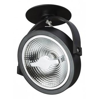 KELLY LED DIMM z wpuszczaną podstawą czarna  230V LED 12W 24°  3000K kod: R12638