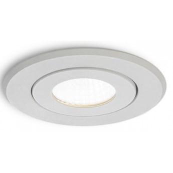 MAYDAY A wpuszczana biała  230V/700mA LED 9W  2700K kod: R10317