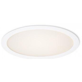 SOCORRO R 300 wpuszczana biała  230V LED 24W  3000K kod: R12966