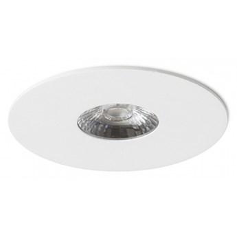 SPRAY 9 wpuszczana biała  230V LED 7W 24°  3000K kod: R13299