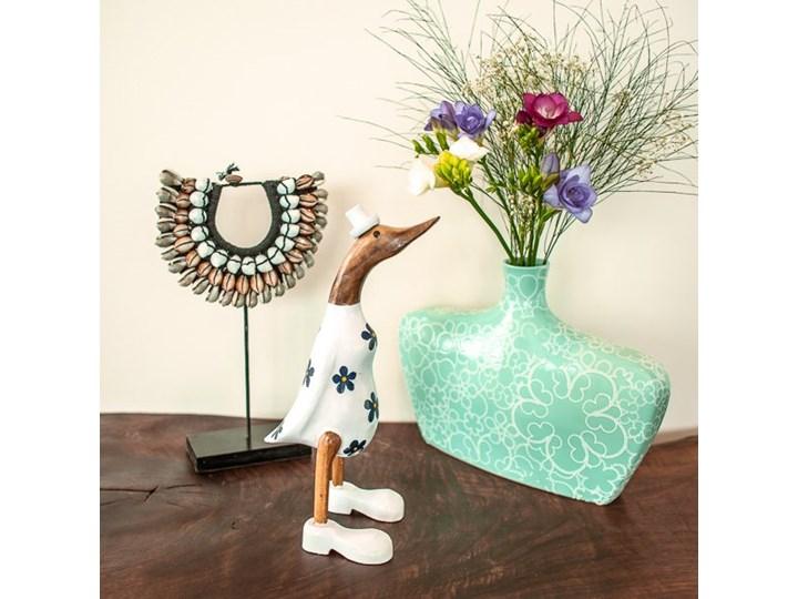 Kaczka DAISY My Love Bali Medium Kategoria Figury i rzeźby Zwierzęta Ptaki Drewno Kolor Brązowy