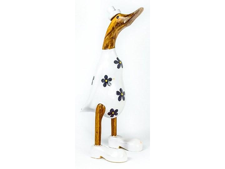 Kaczka DAISY My Love Bali Medium Ptaki Drewno Kategoria Figury i rzeźby Zwierzęta Kolor Brązowy