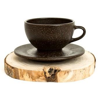 Filiżanka do cappuccino z fusów kawy, Kaffeeform