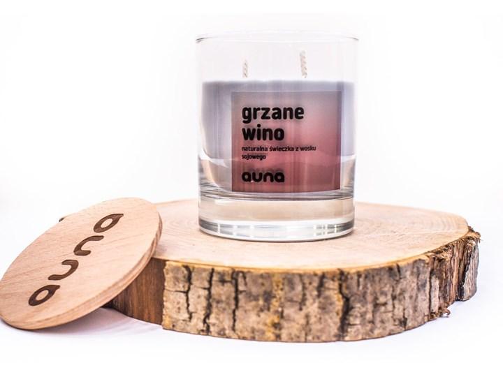 Świeczka Grzane Wino, Auna Kategoria Świeczniki i świece Świeca zapachowa Świeca Kolor Różowy