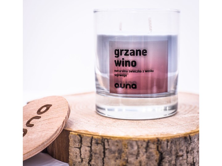 Świeczka Grzane Wino, Auna