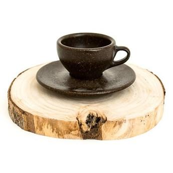 Filiżanka do espresso z fusów kawy, Kaffeeform