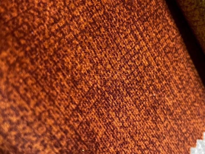 Poduszka Eco z wypełnieniem bordowa Poliester Poduszka dekoracyjna Kolor Bordowy