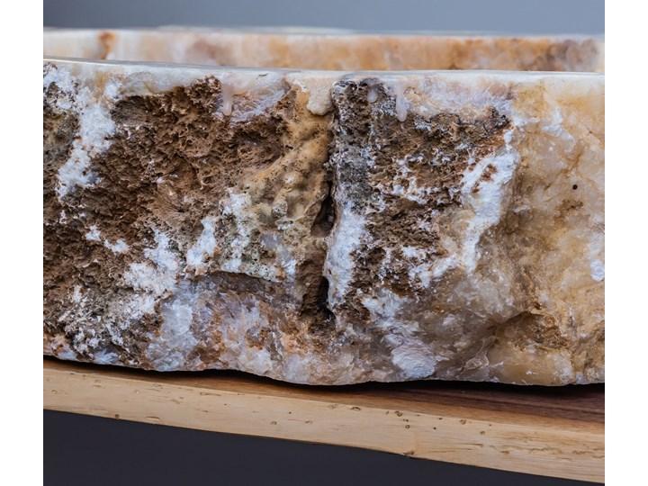 Umywalka Onyx (59 cm x 40 cm) , My Love Bali Szkło Stal Porcelana Kamień naturalny Marmur Drewno Kategoria Umywalki