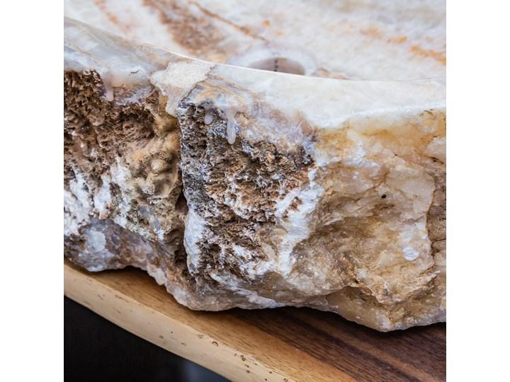 Umywalka Onyx (59 cm x 40 cm) , My Love Bali Marmur Drewno Kamień naturalny Szkło Stal Porcelana Kategoria Umywalki