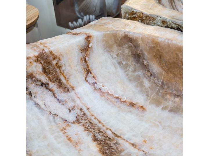 Umywalka Onyx (59 cm x 40 cm) , My Love Bali Porcelana Szkło Drewno Kamień naturalny Marmur Stal Kategoria Umywalki
