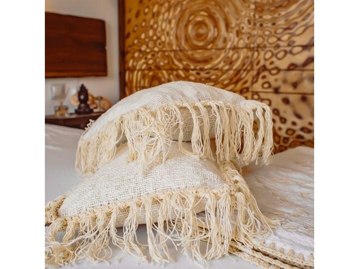 Poszewka CREAM My Love Bali Poszewka dekoracyjna Bawełna Kolor Beżowy