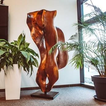 Rzeźba TWO FLAMES