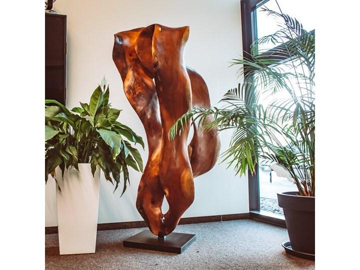 Rzeźba TWO FLAMES Kategoria Figury i rzeźby Kolor Czarny