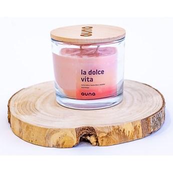 Świeczka La Dolce Vita, Auna