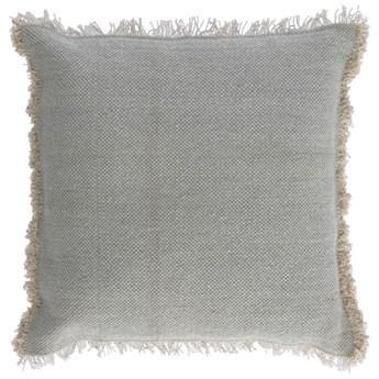 Poszewka na poduszkę Camily 60x60 cm jasnoszara