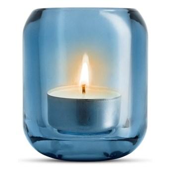 Świecznik Tealight 2 szt., niebieski, Eva Solo